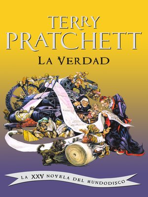 cover image of La Verdad (Mundodisco 25)