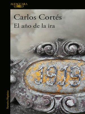 cover image of El año de la ira