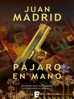 cover image of Pájaro en mano
