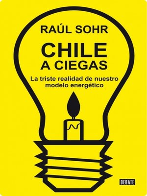 cover image of Chile a ciegas