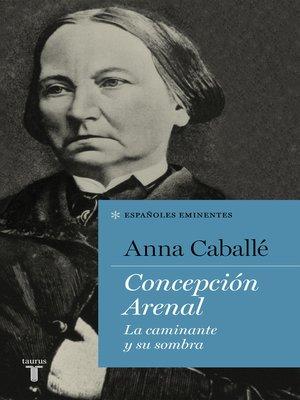 cover image of Concepción Arenal