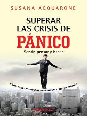 cover image of Superar las crisis de panico