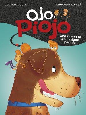cover image of Una mascota demasiado peluda