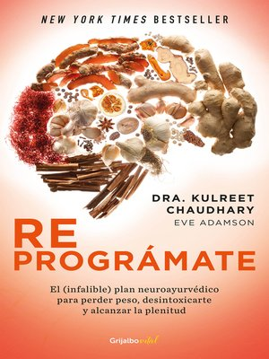 cover image of Reprográmate