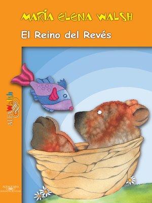 cover image of El reino del revés