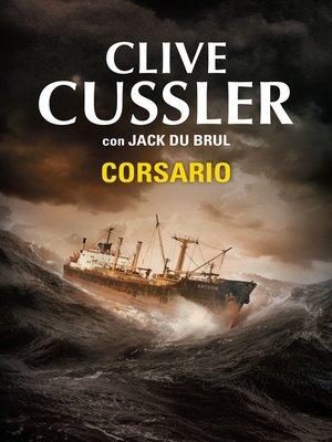 cover image of Corsario (Juan Cabrillo 6)
