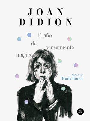 cover image of El año del pensamiento mágico