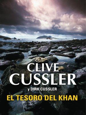 cover image of El tesoro del Khan (Dirk Pitt 19)