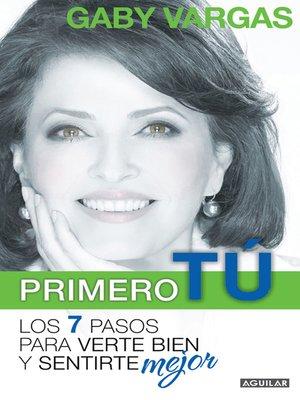 cover image of Primero tú
