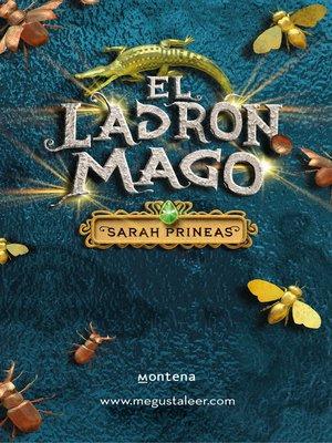 cover image of El ladrón mago (El ladrón mago 1)