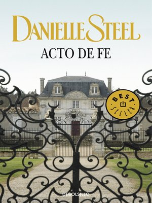 cover image of Acto de fe