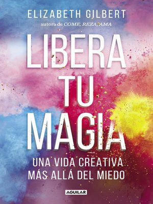 cover image of Libera tu magia