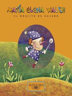 cover image of El brujito de Gulubú