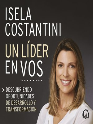 cover image of Un líder en vos