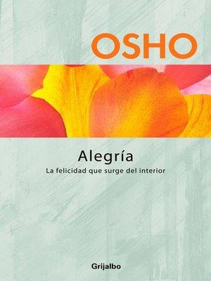cover image of Alegría (Claves para una nueva forma de vivir)
