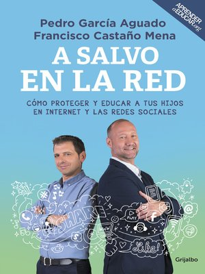 cover image of A salvo en la red