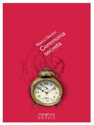 cover image of Ceremonia secreta