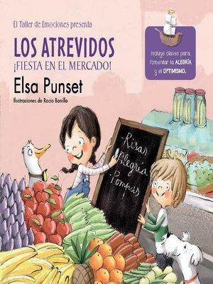 cover image of Los Atrevidos ¡Fiesta en el mercado!
