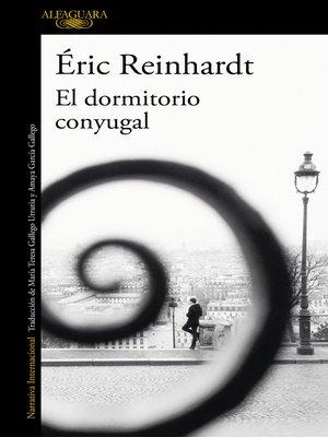 cover image of El dormitorio conyugal
