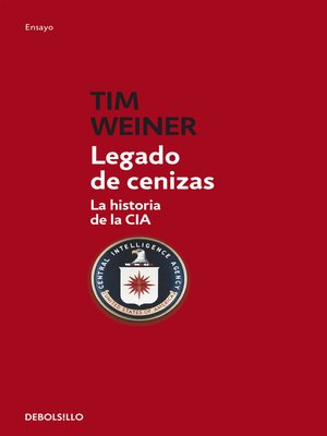 cover image of Legado de cenizas