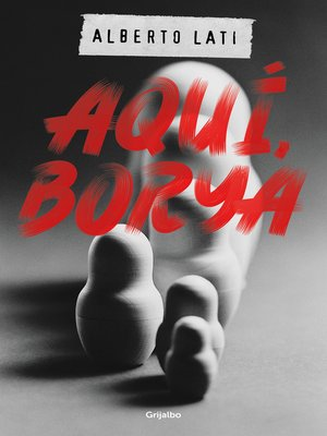 cover image of Aquí, Borya