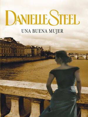 cover image of Una buena mujer