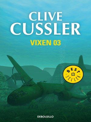 cover image of Vixen 03 (Dirk Pitt 4)