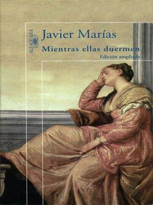 cover image of Mientras ellas duermen