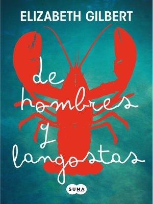 cover image of De hombres y langostas