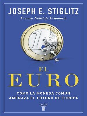 cover image of El euro