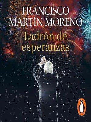 cover image of Ladrón de esperanzas