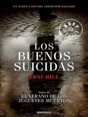 cover image of Los buenos suicidas (Inspector Salgado 2)