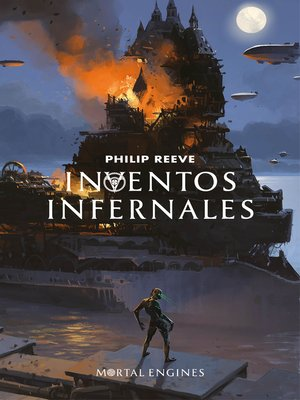 cover image of Inventos infernales