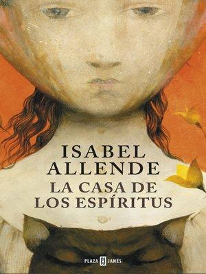 cover image of La casa de los espíritus