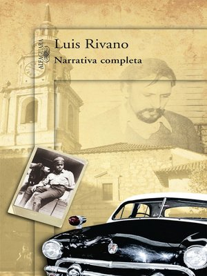 cover image of Narrativa completa