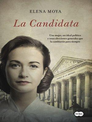 cover image of La candidata