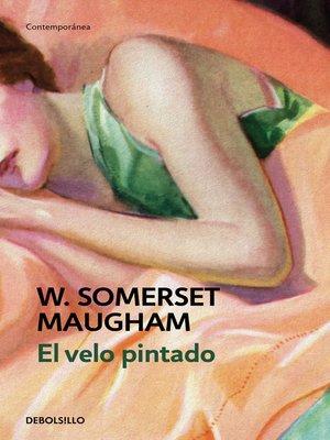 cover image of El velo pintado