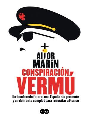 cover image of Conspiración Vermú