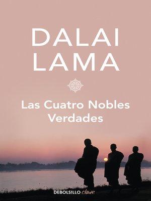 cover image of Las cuatro nobles verdades