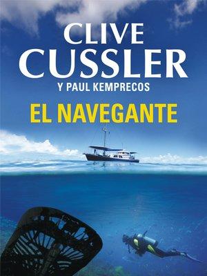 cover image of El Navegante (Archivos NUMA 7)