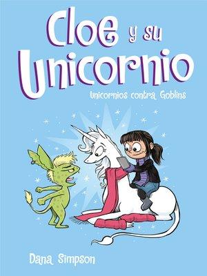 cover image of Unicornios contra Goblins