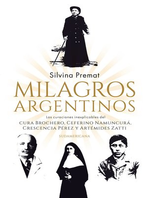 cover image of Milagros argentinos