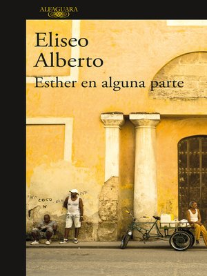 cover image of Esther en alguna parte