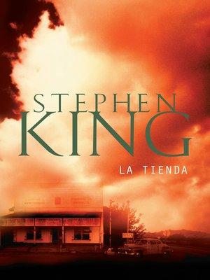 cover image of La tienda