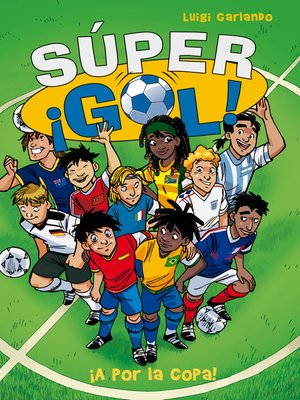 cover image of SuperGol. ¡A por la copa!