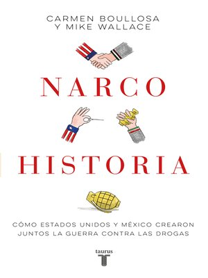 cover image of Narcohistoria