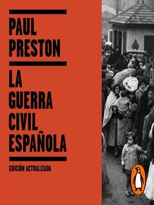 cover image of La Guerra Civil Española (edición actualizada)