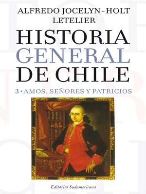 cover image of Historia general de Chile III