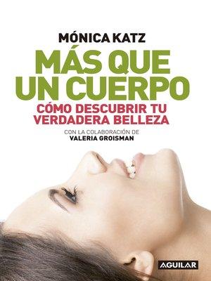 cover image of Más que un cuerpo
