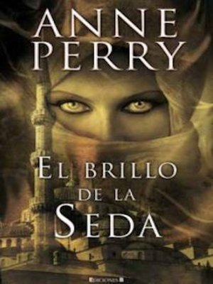 cover image of El brillo de la seda